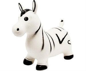 Abbildung Zebra Hüpftier